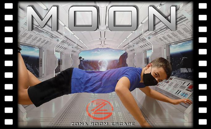 Escape Room MOON. Un viaje espacial…